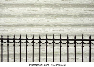 Siding outer wall and fence