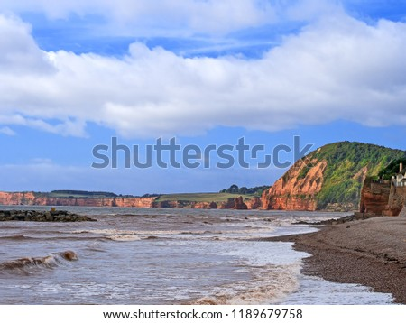 Nude beach sidmouth
