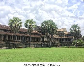 Siem Reap Temple Cambodia