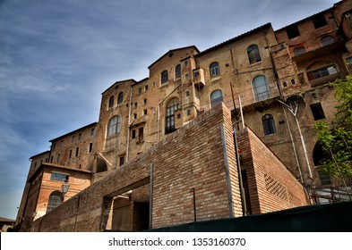 Siena is one of the most appealing towns in Tuscany, Italy. The medieval streets and piazzas are home to the Palio an horserace which takes place in Siena's main square the Campo
