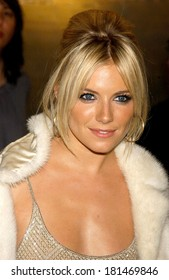 Sienna Miller in attendance for ck Calvin Klein Fragrances Introduces New Collection ck IN2U, Manhattan, New York, NY, March 08, 2007