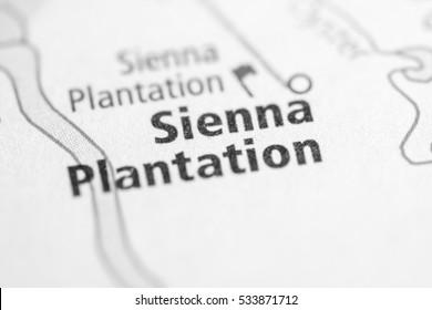 Sienna Plantation. Texas. USA