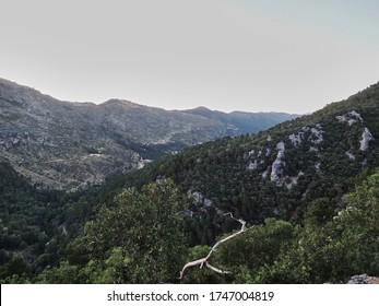 The Sierra de Cazorla, Segura and Las Villas. Jaén. Andalusia. Spain