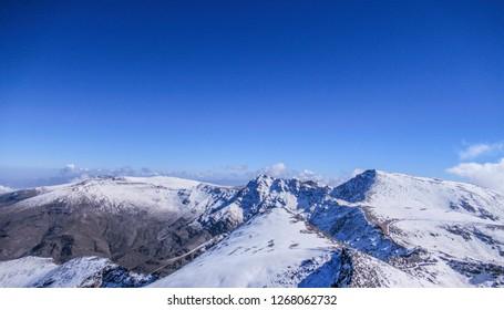 Mulhacén, Sierra Nevada, Andalusia, Spain - Shutterstock ID 1268062732
