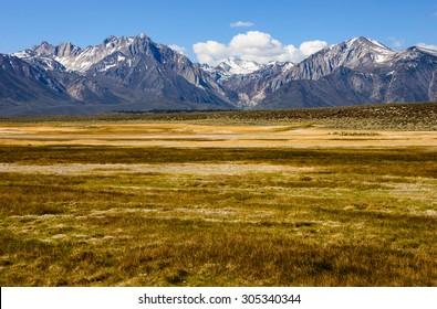 Sierra Nevada Mountains Images Stock Photos Vectors Shutterstock