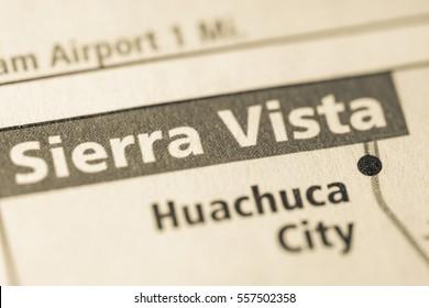Sierra Vista. Arizona. USA