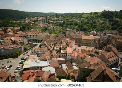 Sighisoara city, Transylvania, Romania