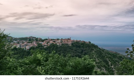 Sighnaghi City and Alazani Valley