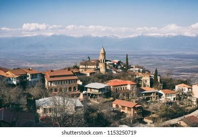 Sighnaghi - Kakheti Georgia