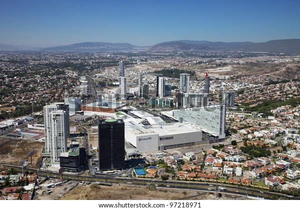 Sight airs of Guadalajara, Jalisco, Mexico
