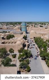 The sight of Khiva