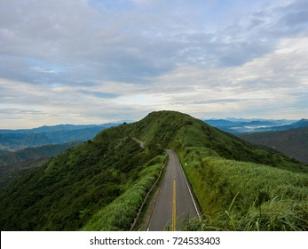 The sight of north Taiwan