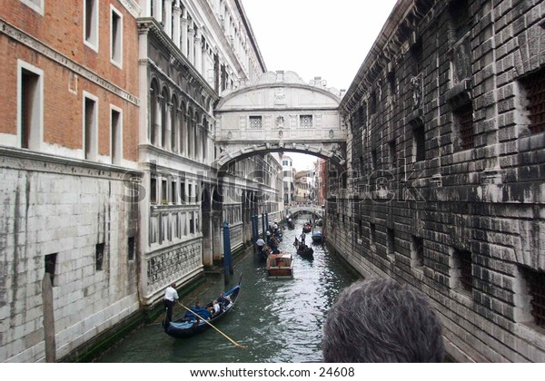 A sight from Venice