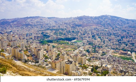 Sights of Nablus Palestine