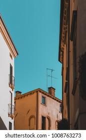 sights of vicenza, italy