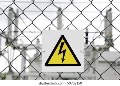 Electrical Danger Images, Stock Photos & Vectors | Shutterstock