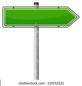 sign green