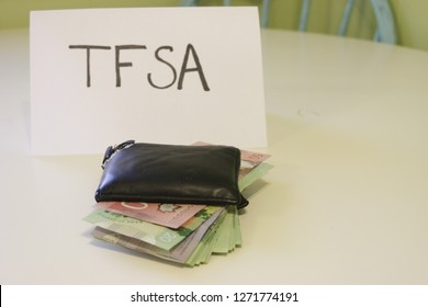Trade options on tfsa