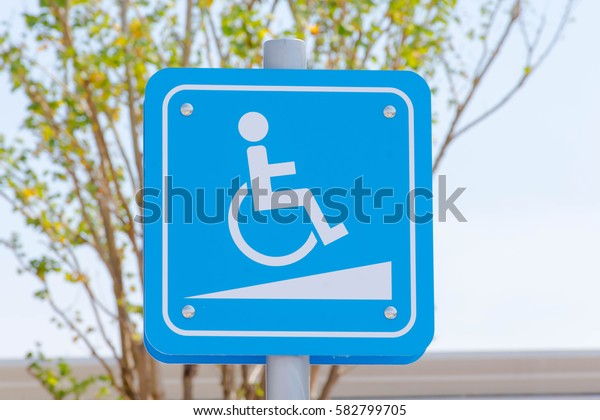 Sign up for wheelchair accessibility.