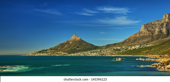 Signal Hill, Cape Town, Western Cape, South Africa