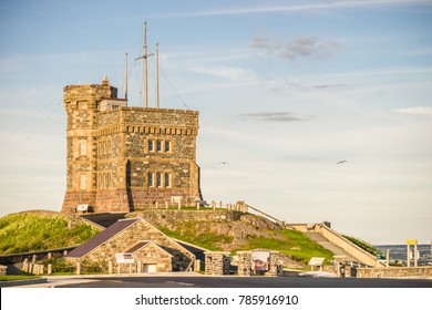 Signal Hill National Historic Site, St John's, Newfoundland and Labrador, Canada