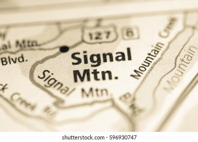 Signal Mountain. Tennessee. USA