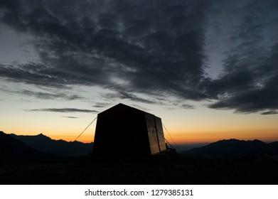 Sigot Mountain Refuge