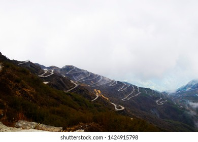 Sikkim Silk Route or the Old Silk Route is the route that connects India and China. This route was used during first century AD for trade purposes.