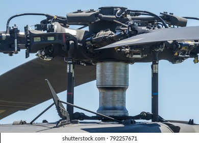 Sikorsky UH-60 Helicopter Rotor Head