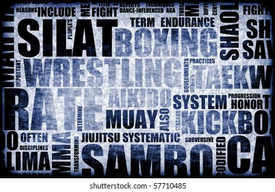 Silat Martial Arts as a Fighting Style