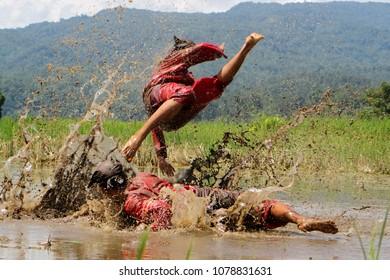 silek padang west sumatera
