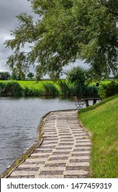 silent dyke in Norden, travel north germany
