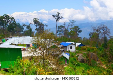 Silery Gaon - A pictorial hamlet in Kalimpong District of West Bengal