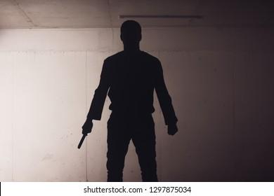 Man with Gun Images, Stock Photos & Vectors | Shutterstock