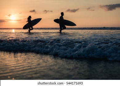 Sunset Surf Images Stock Photos Amp Vectors Shutterstock