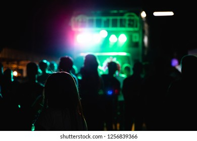silhouette live concert
