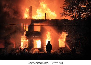 Burning Building Images Stock Photos Amp Vectors Shutterstock