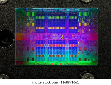 Silicon Semiconductor Lithography.