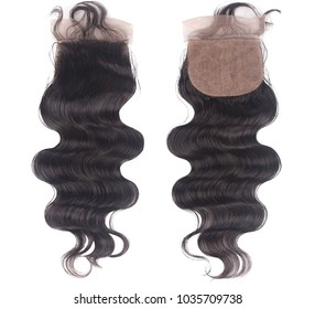 Silk Base / Silk Top Closure used as a stand alone hairpiece of as an addition to a custom wig.