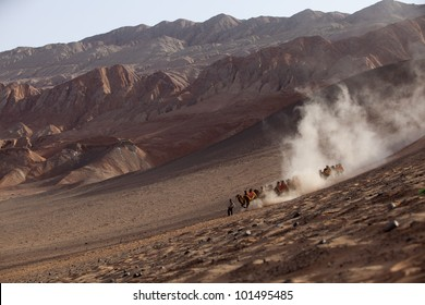 silk road in china