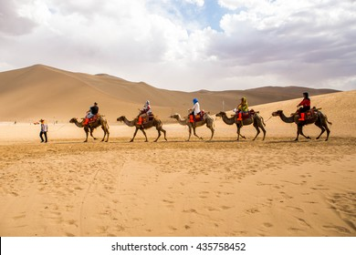 Silk Road, Dunhuang of desert