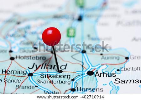Amazing Silkeborg Map Ideas - Printable Map - New - bartosandrini.com