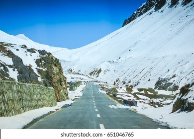 Silkroad, Karakoram Highway, Khunjerab Pass, Pakistan China Border
