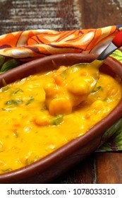 silly shrimp, brazilian dish