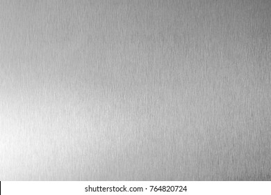 silver abstract background or texture and gradient shadow.