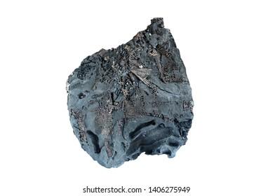 Silver in arsenic from Jachymov, Czech republic.