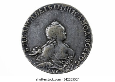 43b939a927c7f Ancient Spanish Silver Coin King Carlos Stock Photo (Edit Now ...