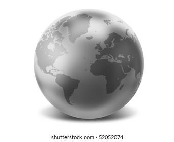 Silver Earth