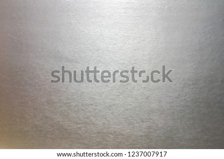 Silver Foil Background Texture Gradients Shadow Stock Photo Edit