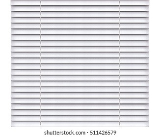 Silver horizontal Blinds window decoration interior of room